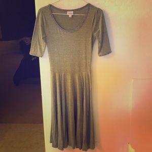LuLaRoe Nicole dress XS